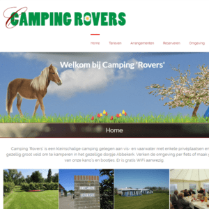Camping Rovers