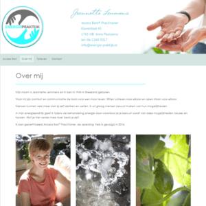 Energie Praktijk website