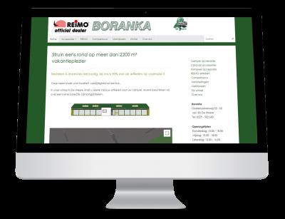 Boranka iMac