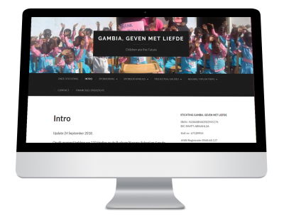 Stichting Gambia geven met Liefde